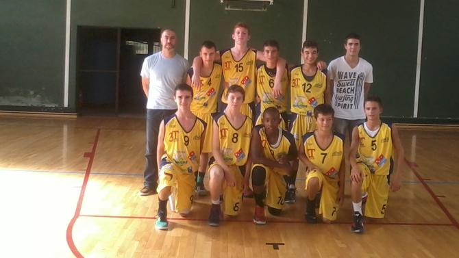 Masculin Jeunes Mois 2014 Basket Octobre 9YDe2bWEHI