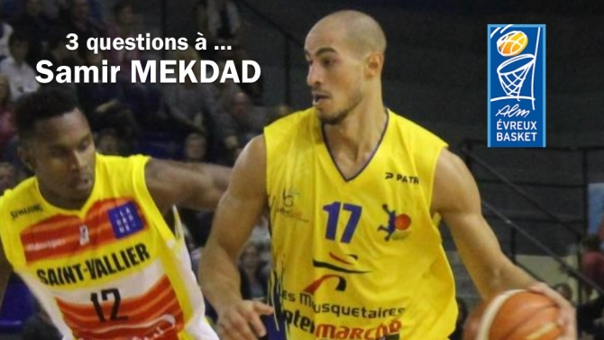 Interview recrue : Samir Mekdad