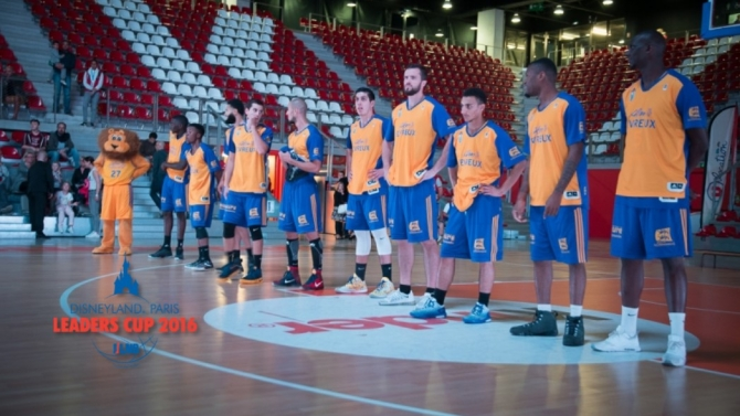 Leaders Cup QF 1 : Bourg 84 - 83 ALM Evreux
