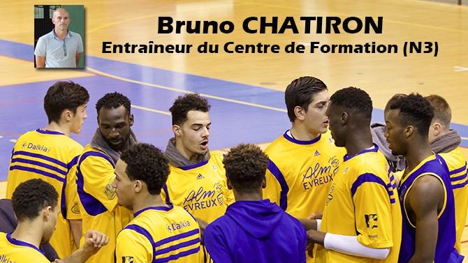 CDF : Bruno Chatiron nouvel entraîneur