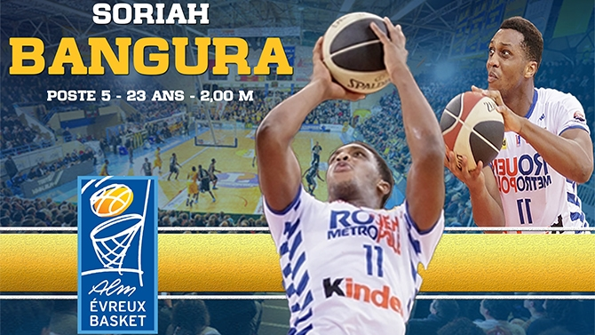 Soriah Bangura au poste 5 !