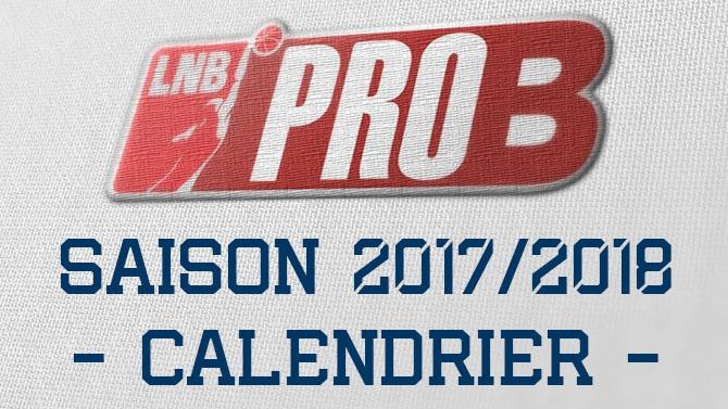 L'ALM connaît désormais son calendrier pour la saison 2017/2018 !