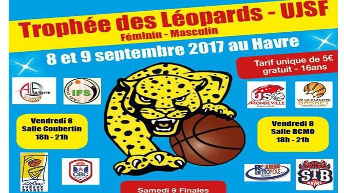 Trophée des Léopards UJSF 2017