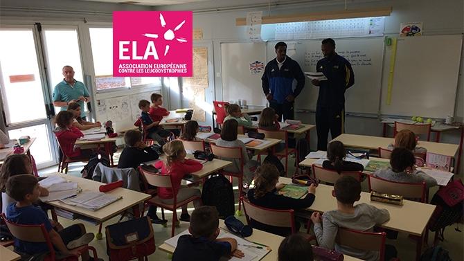 L'ALM se mobilise pour la dictée d'ELA