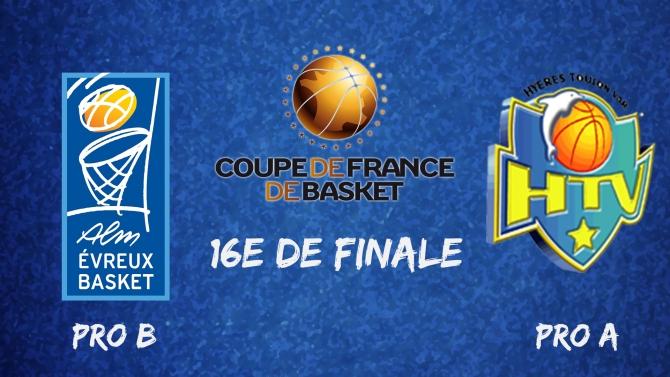 Coupe de France : L'ALM recevra le HTV
