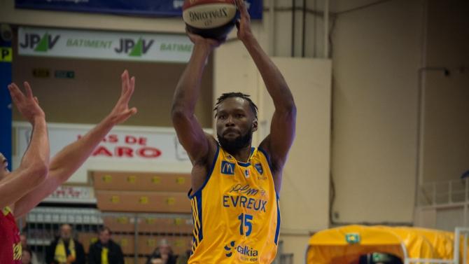J15 : ALM Evreux 94 - 57 Nantes