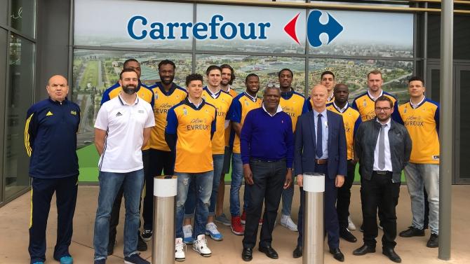 L'ALM chez Carrefour