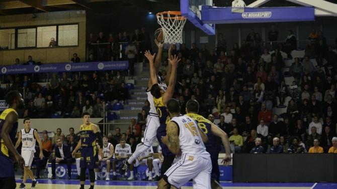 J6 : Poitiers 104-84 ALM Evreux
