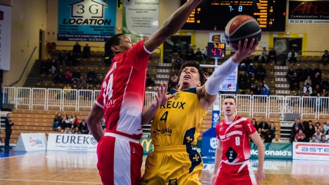 J14 : ALM Evreux 91 - 95 Vichy-Clermont
