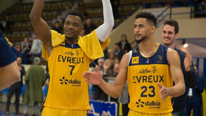 J26 : ALM Evreux 78 - 85 Poitiers