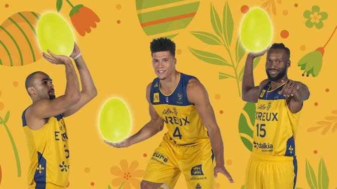 Chasse aux Oeufs de l'ALM Basket !