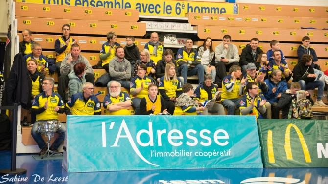 Déplacement de supporters à Blois !