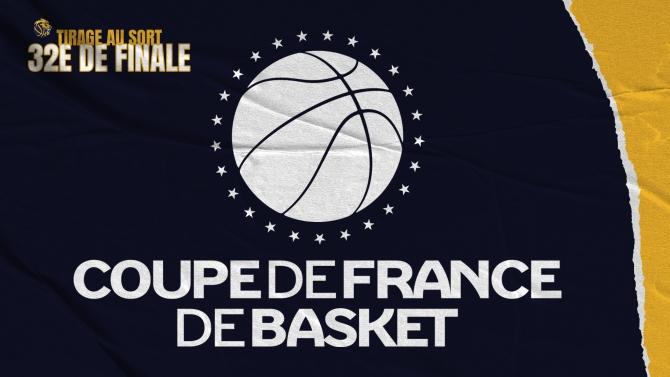 TIRAGE 32EME DE FINALE COUPE DE FRANCE