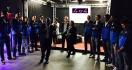 Hier soir se déroulait la présentation d'équipe aux Partenaires