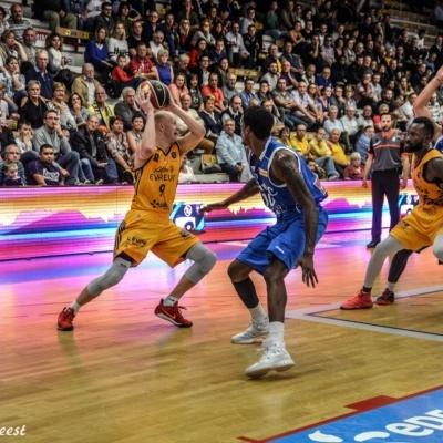 CAEN - © Sabine De Leest (#09 SIRUTAVICIUS   - Leaders Cup J1 - saison 2017/2018)