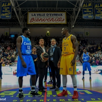 CAEN - © Sabine De Leest (#07 KAYEMBE - Leaders Cup J1 - saison 2017/2018)