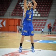 SAINT-QUENTIN - � Sabine De Leest (#08 DOLOMINGO - Leaders Cup J4 - saison 2016/2017)