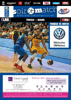 L.Cup J5 | Evreux - Rouen