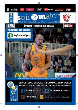 L.Cup 1/4R | Evreux - Bourg