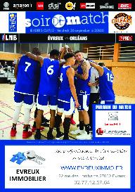 L.Cup J2 | Evreux - Orléans