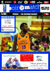 J22 | Evreux - Fos-sur-Mer