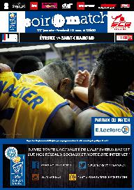 J22 | Evreux - Saint Chamond