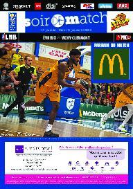 J14 | Evreux - Vichy
