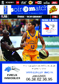 J10 | Evreux - Vichy