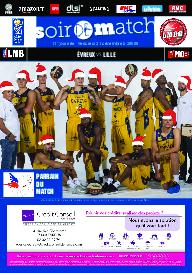 J11 | Evreux - Lille