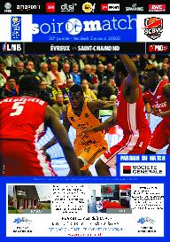 J20 | Evreux - Saint Chamond