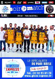 L.Cup J4 | Evreux - Paris