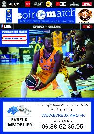 L.Cup 1/4A | Evreux - Orléans
