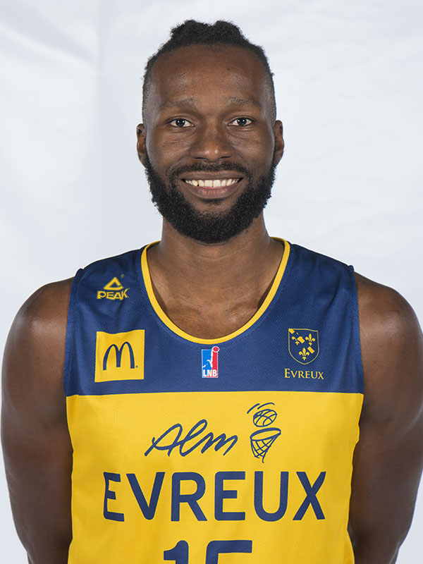 ALM EVREUX BASKET - Steeve HO YOU FAT