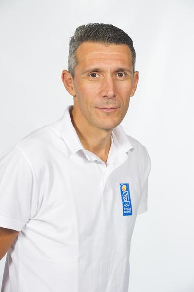 #01 - Laurent  SCIARRA - Entraîneur